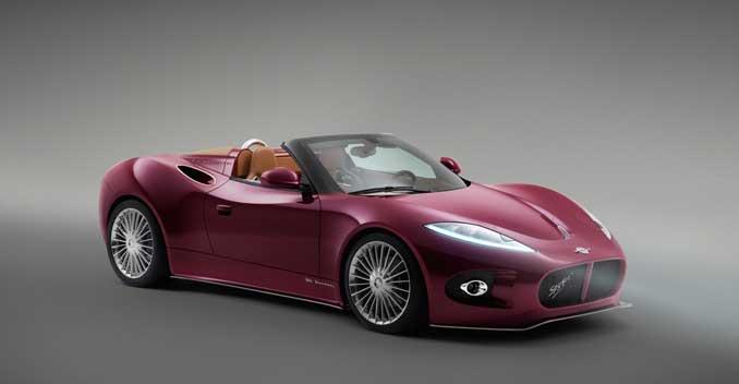 Dutch Car Maker Spyker Declares Bankruptcy