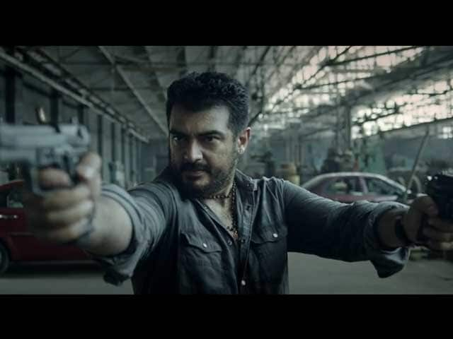 Ajiths YENNAI ARINDHAAL Teaser Released - NDTV Movies