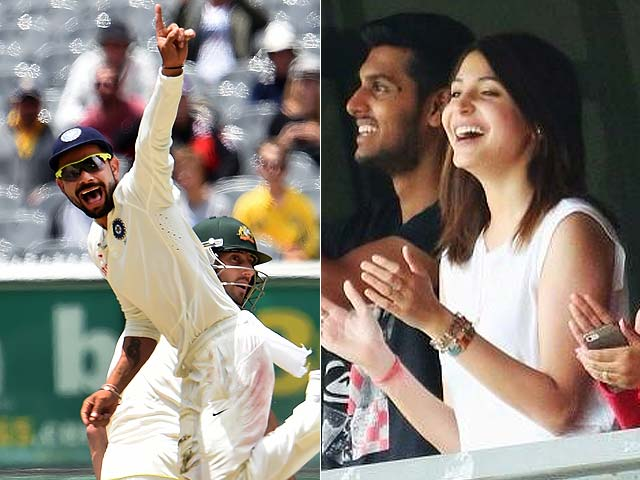 Michael Slater Calls Anushka Sharma Virat Kohlis Wife