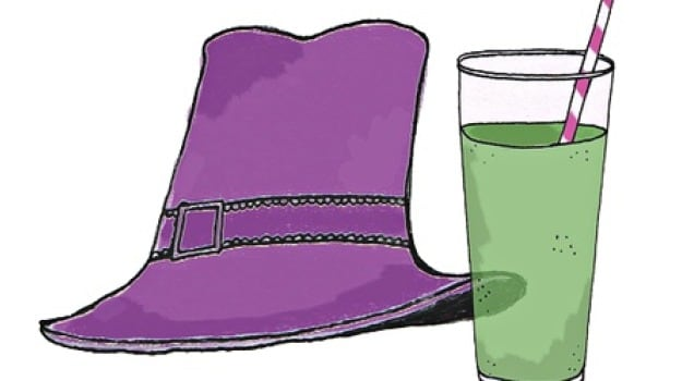 Breakfast of Champions: Boy George's Green Juice