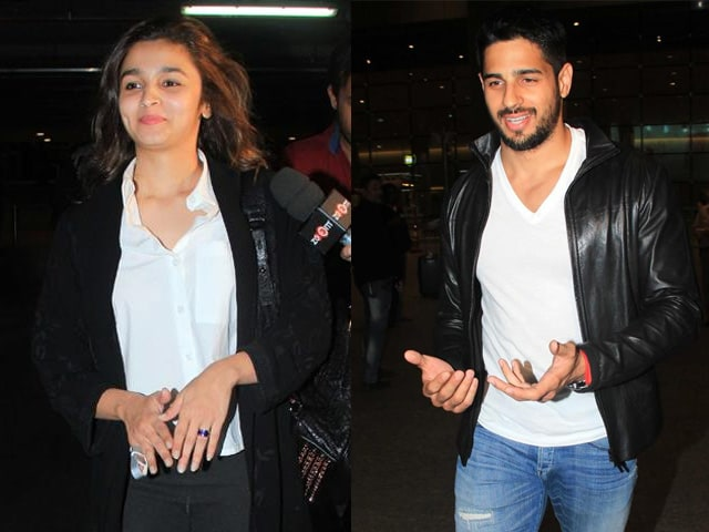 Alia Bhatt, Sidharth Malhotra and the Makings of a Romance. Is it For ...