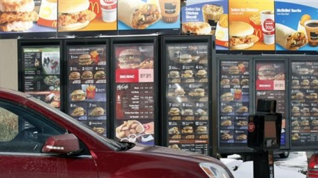Fast-Food Chains' New Year's Resolution - Drop the Junk!
