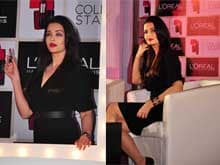 Red Alert: Aishwarya Rai Bachchan's Lips Don't Lie