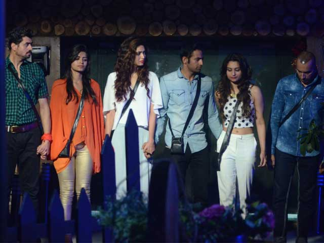 Bigg Boss 8: New Year Resolutions and an Unexpected Eviction