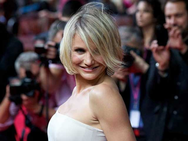 Cameron Diaz Wedding