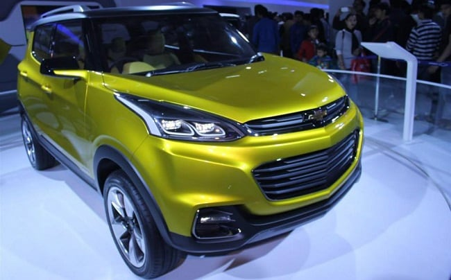 : Chevrolet Adra Compact SUV Might Save GM in India - NDTV CarAndBike