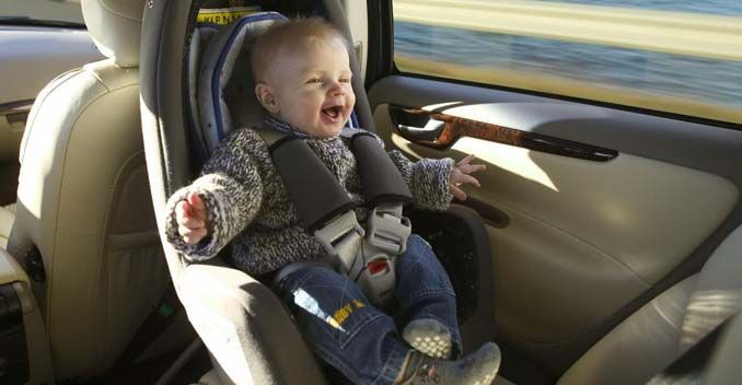 Parents Ignore Child Road Safety Guidelines, Claims New Study