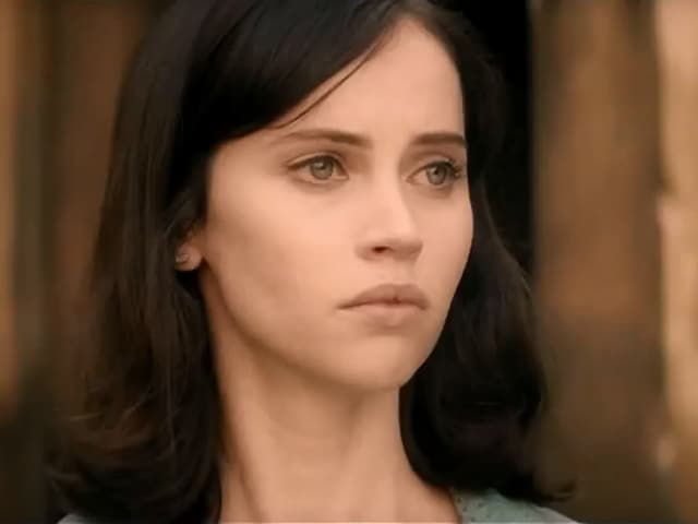 Felicity Jones Says Red Wine Puts Her in 'Slightly Suicidal Depressed ...