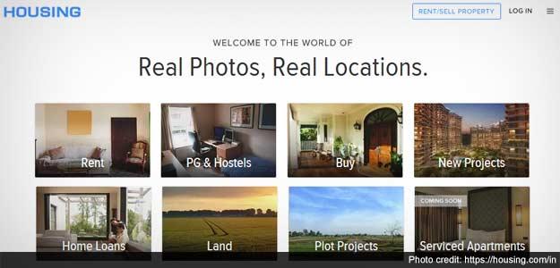 Housing.com Assures No Fake listings, Only Real Photos