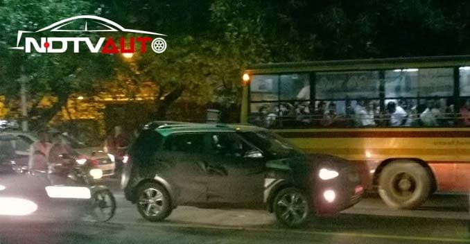 Hyundai i20 Crossover, ix25 Compct SUV Spotted Testing in India
