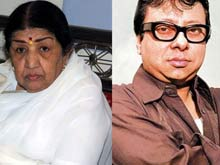 Lata Mangeshkar Remembers RD Burman on Death Anniversary