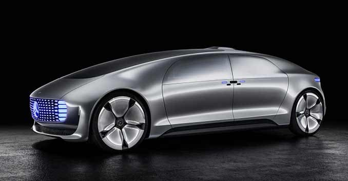 Mercedes-Benz Self-Driving Concept Can Turn Into Mobile Living Room