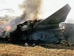 MiG-21 Fighter Jet Crashes in Gujarat's Jamnagar, Pilot Safe