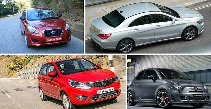 New Cars Launching in India in January 2015