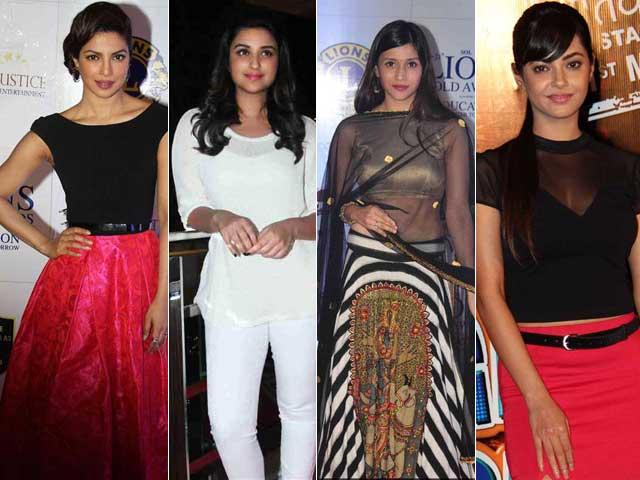 Priyanka Chopra Has Been Diligently Discharging Sisterly Duties For Parineeti Mannara And Meera
