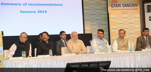 The government will never interfere in the internal working of the banks, PM Modi said at the bankers retreat.