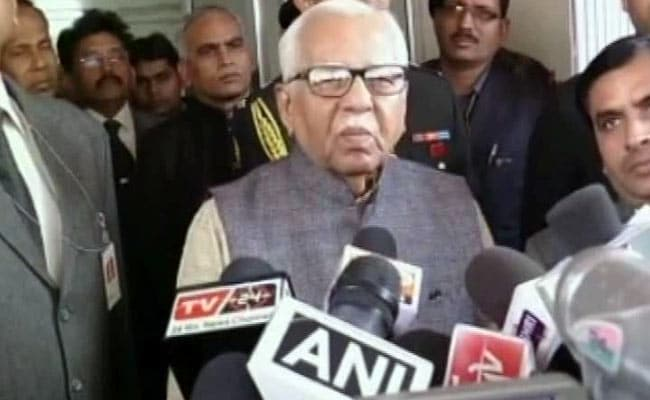 Without a Check on Corruption, Uttar Pradesh Can't Grow: Governor Ram Naik