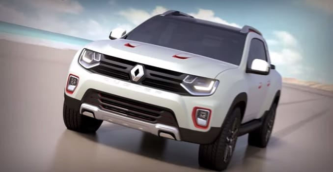 New Generation Renault Duster In the Works?