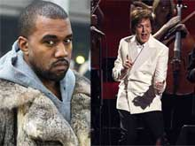 Kanye West Fans Fail To Recognise Paul McCartney