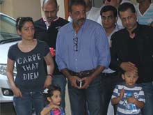 Sanjay Dutt to Go Back to Jail as Parole Extension is Rejected