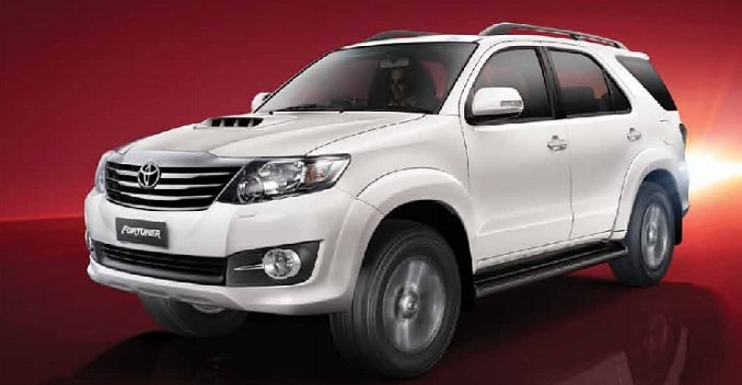 Toyota Fortuner's New Variant Gets Innova's Engine