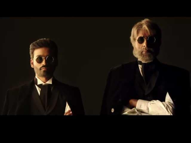 Shamitabh Trailer