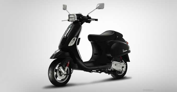 Piaggio Vespa S - 2015 CNB Viewers' Choice Award Nominee