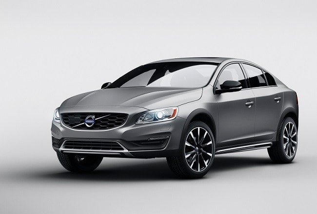 Volvo S60 Cross Country front-side profile
