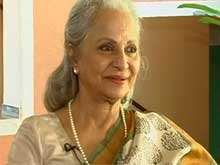 Waheeda Rehman: I Was a Stubborn Newcomer, Refused to Change my Name