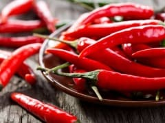 Eating Red Chilli May Help You Live Longer