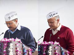 Arvind Kejriwal Will Not Keep Any Portfolio with Him, Says Manish Sisodia