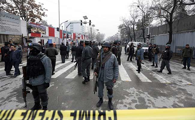 Taliban Attack Kills Five Afghan Police, Injures 15