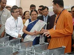 Gujarat Chief Minister Lays Foundation Stone of 'DREAM City' in Surat