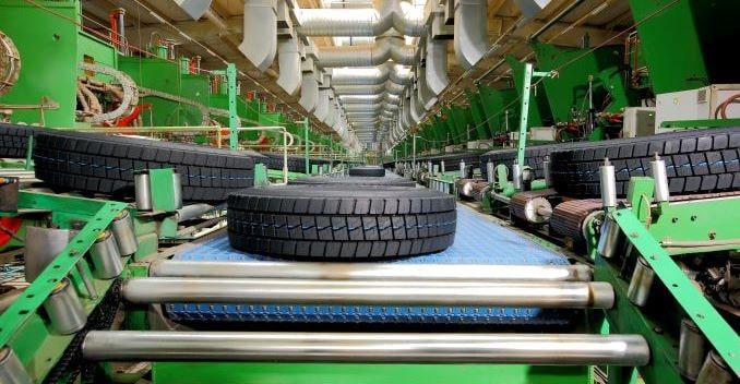 Apollo Tyres Plant