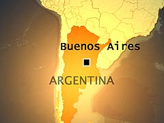 5 Missing After Argentine Fishing Boat Sinks