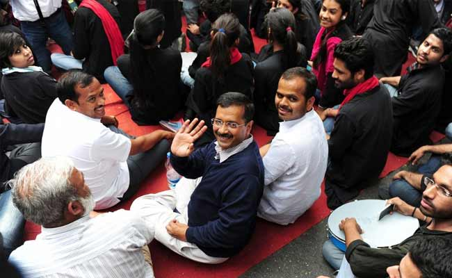 Arvind Kejriwal to Take 10-Day Leave for Naturopathy, as AAP Battles Internal Crisis