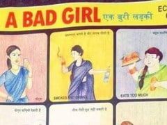 'We Drew From Our Own Experiences', Say Creators of Viral 'Bad Girl' Poster Meme
