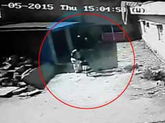CCTV Shows Bangalore Child Walking with Man Who Would Kill Her