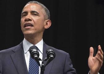 बराक ओबामा ने इराक में 450 से अधिक सैनिक भेजने का आदेश दिया