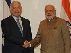 Israel Says Security Ties With India Are Out of The Closet