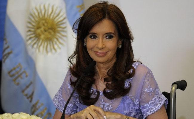 Supporters Rally for Embattled Argentine President Cristina Kirchner