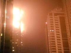 Fire at Dubai's 'The Torch' Skyscraper; No Casualties Reported