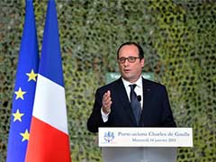 Conditions 'Still Not Right' for Mistral Sale to Russia: Francois Hollande