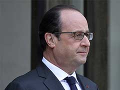 France President Francois Hollande in Philippines for Climate Change Push