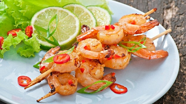 How to Cook Frozen Prawns