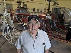 Argentine Whiz Kid to Homemade Helicopter Guru