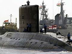 Navy Finds a New Role for Submarine Sindhurakshak