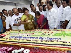 Tamil Nadu's Former Chief Minister Jayalalithaa Celebrates 67th Birthday