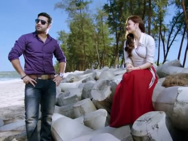 Kajal Agarwal Says Jr NTR's Acting Became Intense Due to His Son