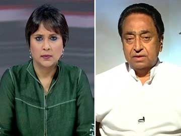 'Can't Have Two Bosses, Let Sonia Step Back And Rahul Gandhi Take Charge': Kamal Nath to NDTV